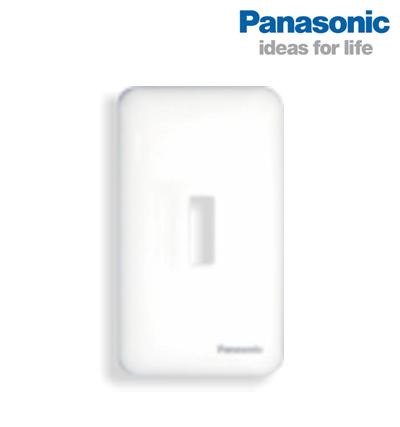MẶT CÔNG TẮC GÓC BO DÙNG CHO HB PANASONIC WZV8061W (WZG8061W)
