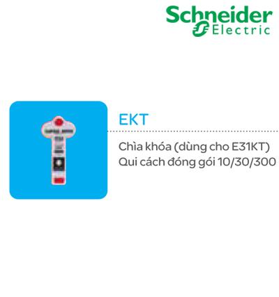 CHÌA KHÓA SCHNEIDER EKT (DÙNG CHO E31KT)