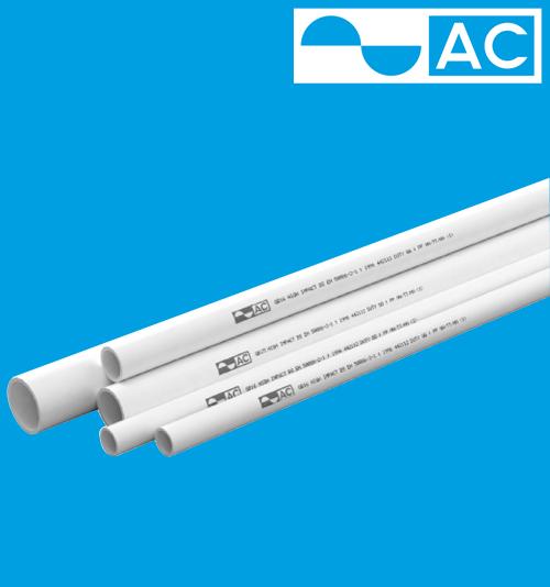ỐNG LUỒN DÂY ĐIỆN TRÒN PVC - H.SERIES AC GB50