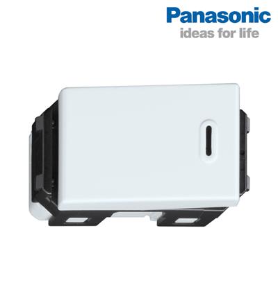 CÔNG TẮC ĐƠN 1 CHIỀU PANASONIC WEV5001SW/ WEV5001-7SW