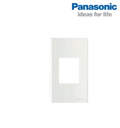 MẶT CÔNG TẮC PANASONIC WEV68290SW ( DÙNG RIÊNG CHO WEV1181/ WEV1191/ 2PMCB )