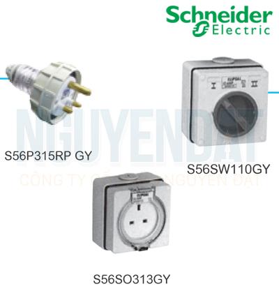 CÔNG TẮC SCHNEIDER IP66 1P 10A S56SW110GY