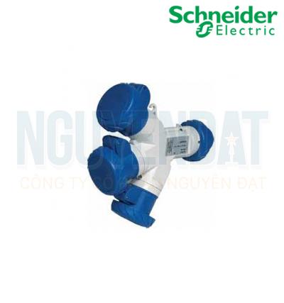 Ổ NỐI NHIỀU NGẢ SCHNEIDER IP67 16A PKZM709