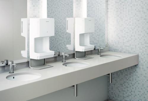 Hướng dẫn sử dụng máy sấy tay và vệ sinh đúng cách